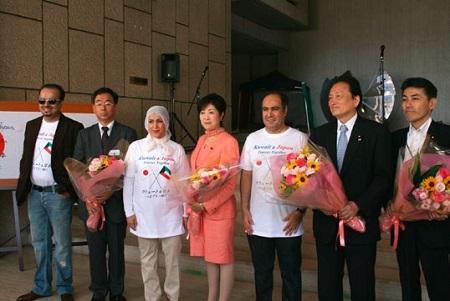 大使館主催「東日本大震災復興支援チャリティーバザー