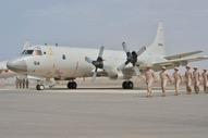 P3C Patrol Aircraft