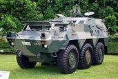 Type 82 command and communication vehicle