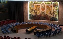Meeting Hall of the United Nations Security Council