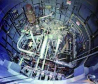 1965~69年まで米国オークリッジ国立研究所で無事故運転をした熔融塩実験炉MSRE