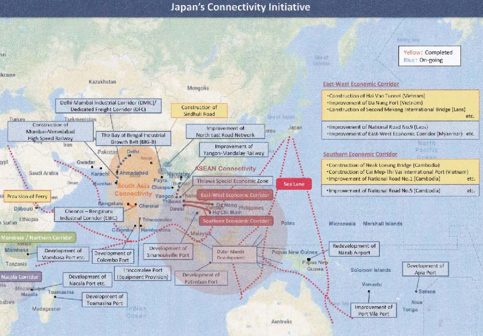 Ministry of Foreign Affairs of Japan Home Page